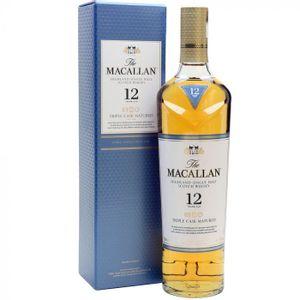Whisky The Macallan Triple Cask Matured 12 Anos 700ml