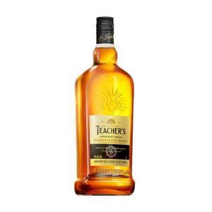 Whisky Teacher's Highland Cream Importado 1000ml