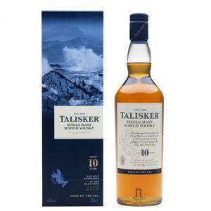 Whisky Talisker 10 anos - 750ml