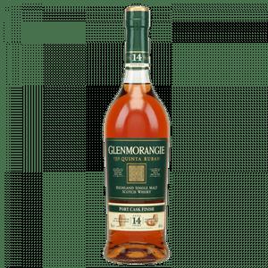 Whisky Glenmorangie Quinta Ruban 14 anos 750ml