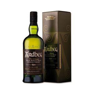 Whisky Single Malt Ardbeg 10 Anos