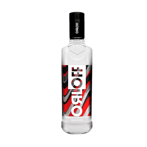 Vodka Orloff 5X Destilada 600ml