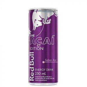 Energetico Red Bull Açaí 250ml