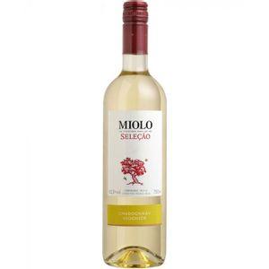 Vinho Miolo Seleção Chardonnay Viognier 750ml