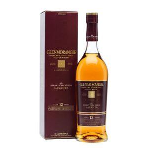 Whisky Glenmorangie Lasanta 750ml