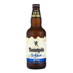 Cerveja Therezópolis Witbier pack 6 unid. 500ml
