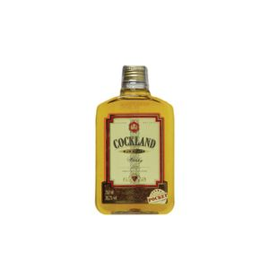 Whisky Cockland Gold Pocket 250ml