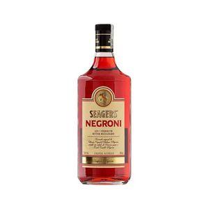 Gin Seagers Negroni 980 ml