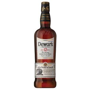Whisky Dewar's 12 anos 750ml