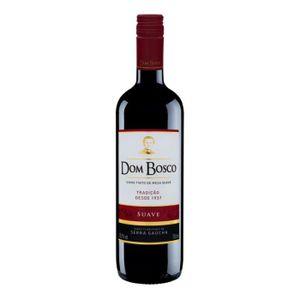 Vinho Dom Bosco Tinto Suave 750ml