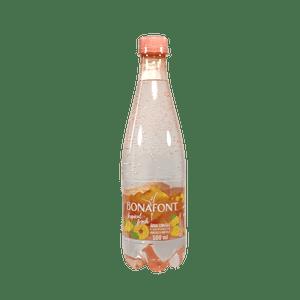 Água Mineral Natural Bonafont Com Gás Abacaxi & Hortelã Pack. 12 unid. 500ml