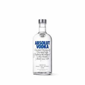 Absolut Vodka Original Sueca 1000ml