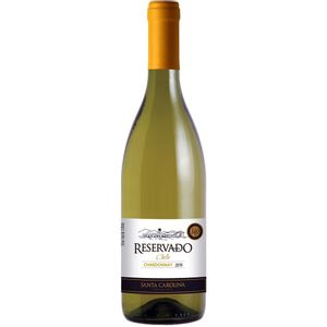 Vinho Santa Carolina Reservado Chardonnay 750ml