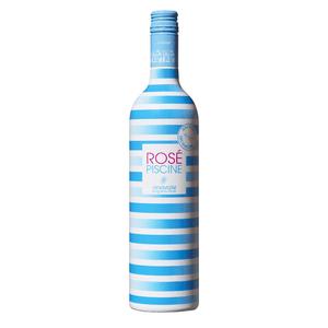 Vinho Rosé Piscine Suave 750ml